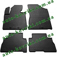 Резиновые коврики в салон Kia Sorento 2012-2014 (Stingray)