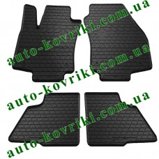Резиновые коврики в салон Opel Astra H 2004-2009 (Хетчбек/универсал) (Stingray)