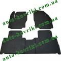 Резиновые коврики в салон Ford S-Max 2006- (Stingray)