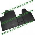 Резиновые коврики в салон Peugeot Expert 2007- (Stingray)