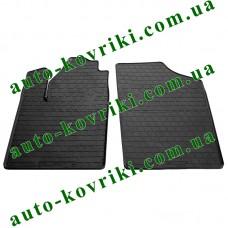 Резиновые коврики в салон Peugeot Partner 1998-2008 (2шт) (Stingray)