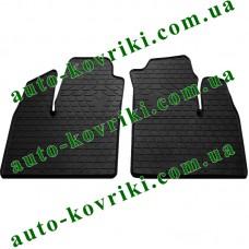 Резиновые коврики в салон Fiat Doblo I 2000-2009 (Stingray) 2 передние