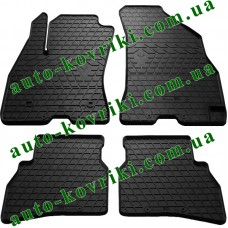 Резиновые коврики в салон Fiat Doblo 2009- (Stingray)
