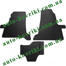 Резиновые коврики в салон Ford Transit V184 2000-2006 (Stingray)