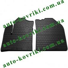 Резиновые коврики в салон Ford Transit Connect / Tourneo 2002-2013 (2шт.) (Stingray)