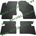 Резиновые коврики в салон Hyundai Accent 2006-2010 (Stingray)