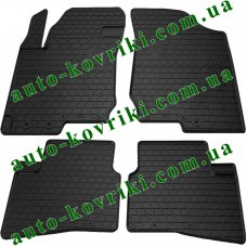 Резиновые коврики в салон Kia Cerato 2008- (Stingray)