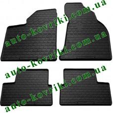 Резиновые коврики в салон Lada 2110 1995- (Stingray)