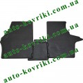 Резиновые коврики в салон Mercedes Vito (W638) 1995-2003 (Stingray)
