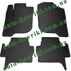 Резиновые коврики в салон Mitsubishi Pajero Sport 2008- (Stingray)