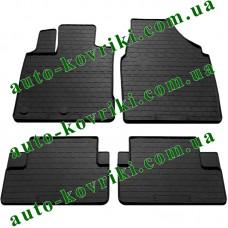 Резиновые коврики в салон Nissan Qashqai 2007-2013 (Stingray)