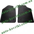 Резиновые коврики в салон Renault Kangoo 1998-2008 (2 шт.) (Stingray)