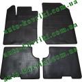 Резиновые коврики в салон Renault Logan 2013- (Stingray)