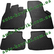 Резиновые коврики в салон VW Golf VII 2013- (Stingray)