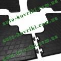 Резиновые коврики в салон Hyndai Tucson 2004-2010 (Stingray)