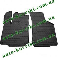 Передние резиновые коврики в салон Skoda Octavia A4 2004-2010 (Stingray)