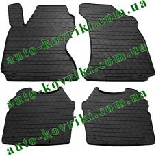 Резиновые коврики в салон Skoda Superb I 2002-2008 (Stingray)