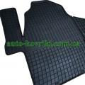 Резиновые коврики в салон Mercedes Sprinter 2006- (FroGum)
