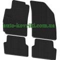 Резиновые коврики в салон Chevrolet Aveo 2011- (FroGum)