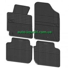 Резиновые коврики в салон Hyundai Elantra V 2011- (FroGum)