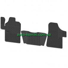 Резиновые коврики в салон Mercedes-Benz Vito/Viano (W639) 2003-2014 (FroGum)