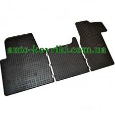 Резиновые коврики в салон Renault Master III 2010- (FroGum)