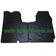 Резиновые коврики в салон Nissan Primastar 2001- (FroGum)