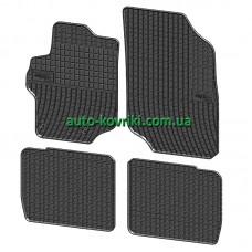 Резиновые коврики в салон Peugeot 301 2013- (FroGum)