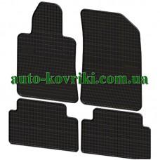 Резиновые коврики в салон Peugeot 508 2010-2017 (FroGum)