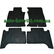 Резиновые коврики в салон Toyota Land Cruiser Prado 150 2009- (FroGum)