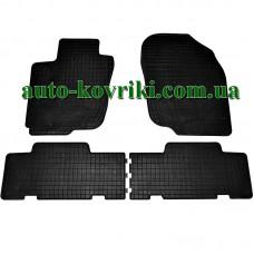 Резиновые коврики в салон Toyota RAV4 2005-2012 (FroGum)
