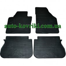 Резиновые коврики в салон Volkswagen Caddy 2003- (FroGum)
