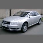Автомобильные коврики для Audi A8 (D2) 1994-2002 (D3) 2002-2010