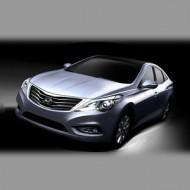 Hyundai Grandeur 2011-