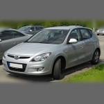 Автомобильные коврики для Hyundai I30 I 2007-2012