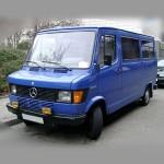 Mercedes T1 1977-1995 (Почтовик) 207-410