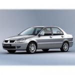 Автомобильные коврики для Mitsubishi Lancer 9 2003-2007