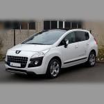 Автомобильные коврики для Peugeot 3008 2009- / 2016-