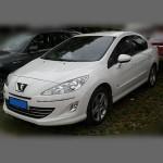 Peugeot 408 2010-