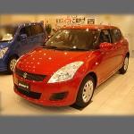 Автомобильные коврики для Suzuki Swift 2005-2010 / 2010-