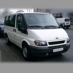 Автомобильные коврики для Ford Transit 2000-2006
