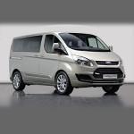 Автомобильные коврики для Ford Transit Custom / Ford Tourneo Custom 2012-