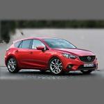 Автомобильные коврики для Mazda 3 2013-2019