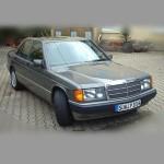 Автомобильные коврики для Mercedes W201 1982-1993