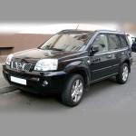 Автомобильные коврики для Nissan X-Trail (T-30) 2001-2007
