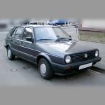 Автомобильные коврики для Volkswagen Golf II 1983-1992