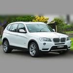 Автомобильные коврики для BMW X3 (F25-кузов) 2010-2017