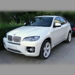 Автомобильные коврики для BMW X6 (E71-кузов) 2008-
