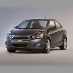 Автомобильные коврики для Chevrolet Aveo T300 2011-