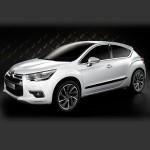 Автомобильные коврики для Citroen DS4 2011-